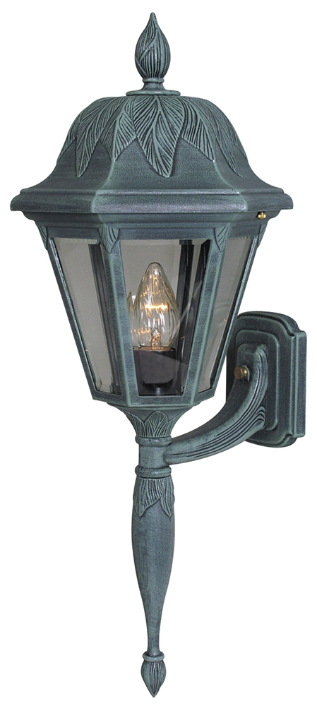 Special Lite Lighting Floral Small Bottom Mount Wall Bracket-Long Tail Lighting Fixture ...
