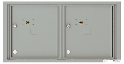 Front Loading Commercial Medium Parcel Lockers