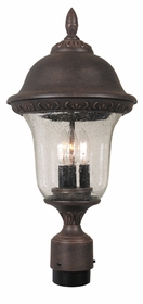 Glenn Aire Medium Post Lantern Set Lighting Fixture