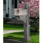 Granite Dover Mailbox Package