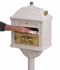 High-Security Option for Gaines Classic Mailbox