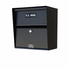 Horizontal Stainless Steel Wall Mount Letter Locker