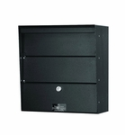 Horizontal Wall Mount Letter Lockers