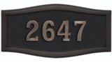 Address Plaques by Gaines