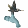 Whitehall Hummingbird In Flight Faucet (Solid Brass) - Verdigris Finish