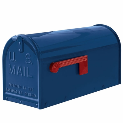 Gaines Manufacturing | Janzer Mailbox - Residential Post ...