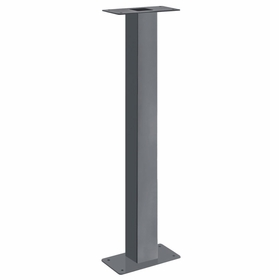 Standard Surface-Mount Mailbox Post (Top Mount) - 4 x 4 Square