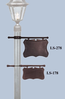 Ladder Rest and Sign (Small)- LS-178