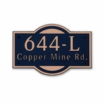 Large Address Plaques