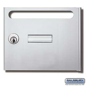 Salsbury 3669 Mail Slot For 4B+ Horizontal Mailboxes