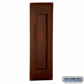 Salsbury 4085A Mail Slot Vertical Antique Finish