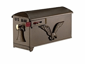 Imperial Mailbox 4 - Eagle (mailbox only)