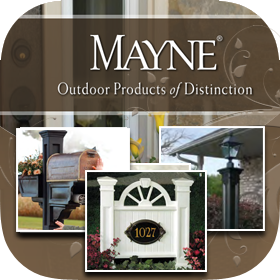 Mayne Post - Mailbox Posts, Address Signs, Window & Flower Boxes