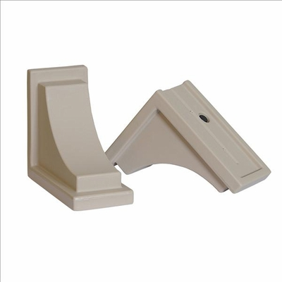 Nantucket Decorative Brckts Clay (2pk)