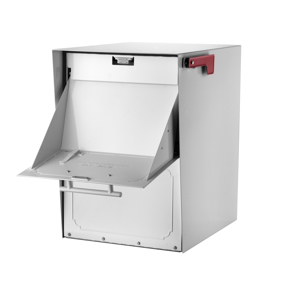 Oasis Full Size Locking Curbside Mailbox   Architectural ...