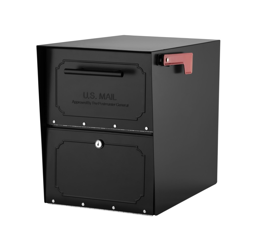 Oasis Jr. Locking Curbside Mailbox   Architectural Mailboxes