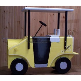 Other Vehicles - Golf Cart Mailbox