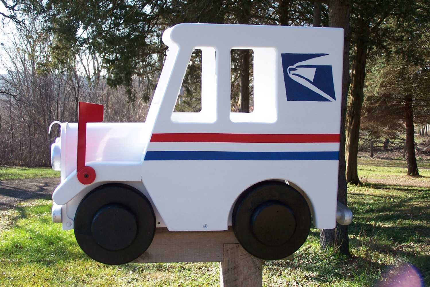Other Vehicles - US Mail Truck
