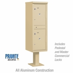 Outdoor Parcel Lockers - Private Use