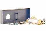 Parcel Locker Lock Assembly - for USPS Use - Includes All Lock and Cover Parts