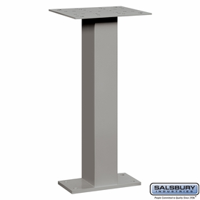 Salsbury 4285PRM Pedestal For Pedestal Drop Boxes Primer