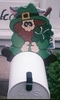 PEOPLE - Leprechaun Mailbox Topper