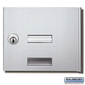 Salsbury 3671 Plexiglass Window For 4B+ Horizontal Mailboxes
