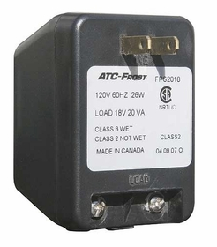 Plug-In Transformer for Edgewood and Bayside Estate Lighted Address Plaques