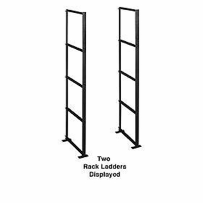 Salsbury 2200C4 Rack Ladder Custom For Aluminum Mailboxes 4 High