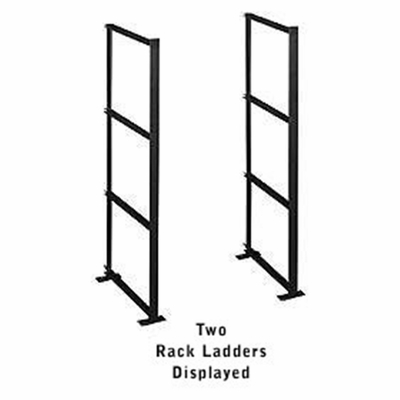 Salsbury 2400C3 Rack Ladder Custom For Data Distribution Aluminum Boxes 3 High