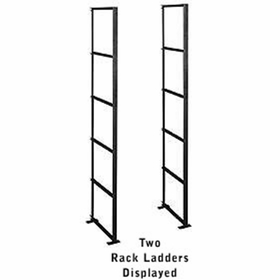 Salsbury 2400 Rack Ladder Standard For Data Distribution Aluminum Box 5 High