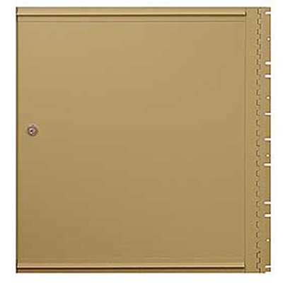 Salsbury 2150 Rear Cover Locking For Rear Loading Americana Mailboxes