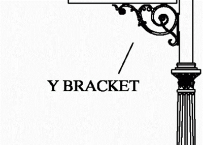 Imperial Replacement Bracket