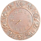 Whitehall Rose Clock - Copper Verdi