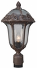 Rose Garden Large Post Mount Lighting Fixture