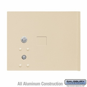Salsbury 3353SAN Replacement Parcel Locker Door and Tenant Lock for Cluster Box Unit