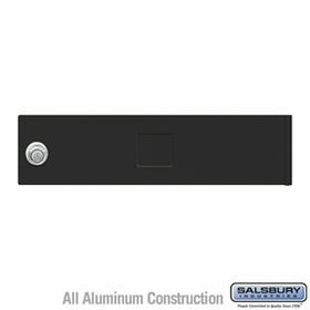 Salsbury 3451BLK 4C Pedestal Mailboxes Replacement Door