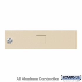 Salsbury 3451SAN 4C Pedestal Mailboxes Replacement Door