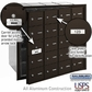 Salsbury 3620ZFU 4B Mailboxes 19 Tenant Doors Front Loading - USPS Access