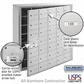 Salsbury 3635AFU 4B Mailboxes 34 Tenant Doors Front Loading - USPS Access