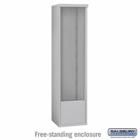 3915 Single Column Free-Standing Enclosure