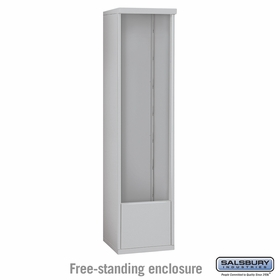 3916 Single Column Free-Standing Enclosure