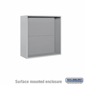 3807 Double Column Surface Mounted Enclosure