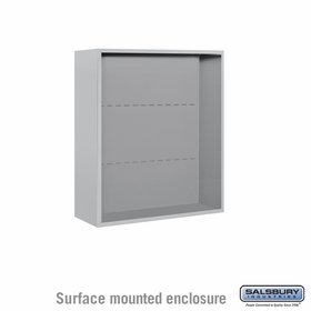 3809 Double Column Surface Mounted Enclosure