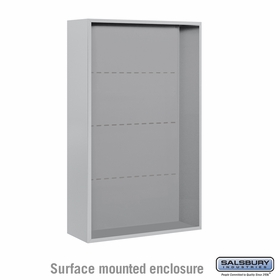 3813 Double Column Surface Mounted Enclosure