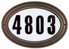 SAP-4210 Lighted Address Plaques - Kingsport