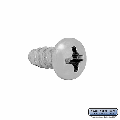 Salsbury 2279 Screw For Keyed Lock On Aluminum Mailboxes