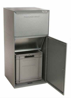 Secure Collection Unit (with tote)