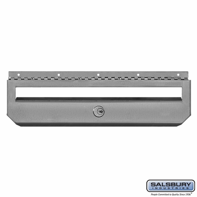 Salsbury 4611 Security Kit Option For Traditional Mailbox Horizontal Style