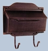 SHC-1002 - Contemporary Horizontal Residential Mailbox